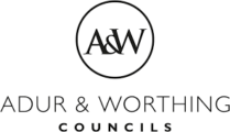 Adur & Worthing Councils logo
